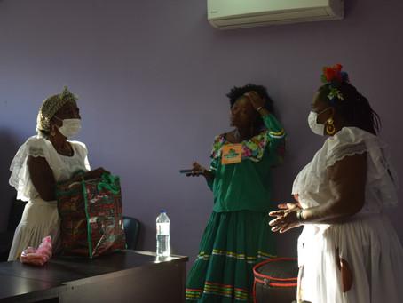 El bullerengue, baile de resistencia afro en María La Baja