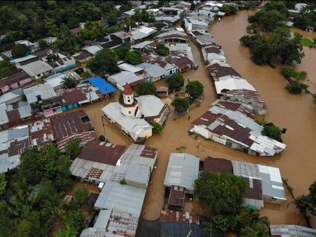 14 municipios del Bolívar afectados por la tormenta tropical