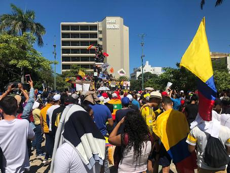 16 días de protestas en Colombia: Violencia, demandas y desabastecimiento