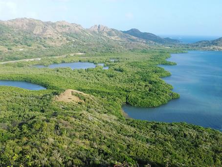 Fuertes vientos predominan en las islas de San Andrés