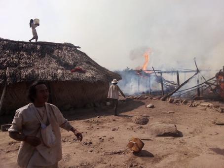 Comunidad Wiwa es amenazada por grupo ilegal durante confinamiento