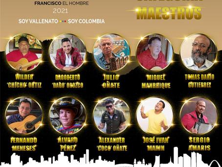 Bogotá celebrará Festival de Francisco el Hombre