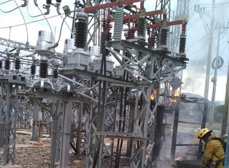 Racionamiento eléctrico en Valledupar, la Paz y Valencia, tras conflagración