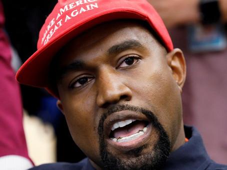 ¿Kanye West, próximo presidente de los Estados Unidos?