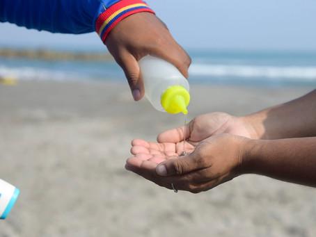 Cerradas playas de Puerto Colombia por aglomeraciones