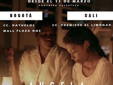 """""""Angela"""" una película que retrata los abusos de las niñas en Colombia"""