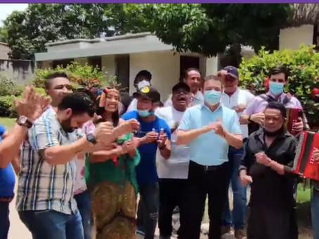 Fonseca celebra su festival del retorno con vallenato, concursos y creación literaria