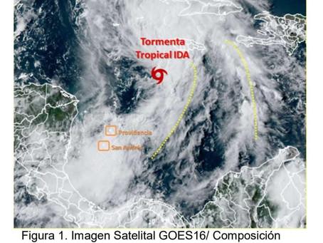Tormenta Ida: Olas de hasta 2 metros se producirán en La Guajira