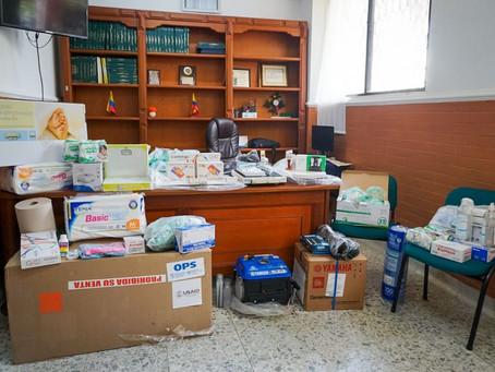 En Imágenes| Donación a la unidad materno infantil del HUS, en Sincelejo