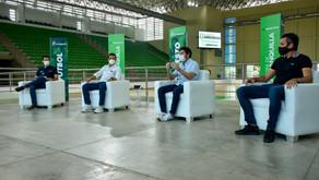 Formación deportiva virtual para niños en Barranquilla