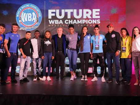AMB da la bienvenida oficial a delegaciones del Future WBA Champions