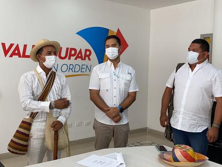 Cesar: Nuevo gobernador del cabildo kankuamo se posesionó