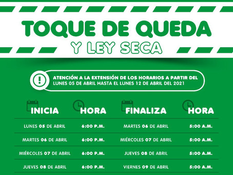 Barranquilla extiende medidas hasta el 12 de abril
