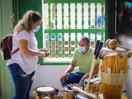 400 artistas participaron en el Festival de Gaitas de San Jacinto