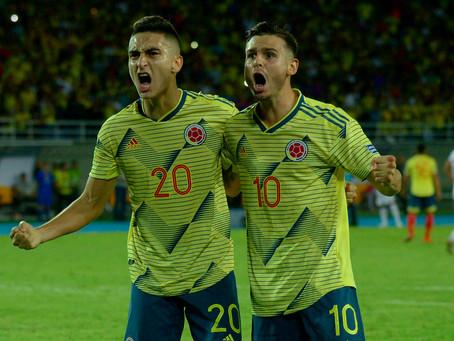 Colombia Sub 23 derrotó a Venezuela y está más cerca de la clasificación a los Olímpicos
