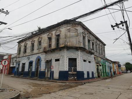 Con código QR e infografías digitales se podrá recorrer y conocer a Barrio Abajo de Barranquilla