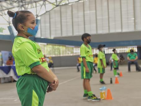 Niños de Cartagena regresaron  a la presencialidad con prueba piloto