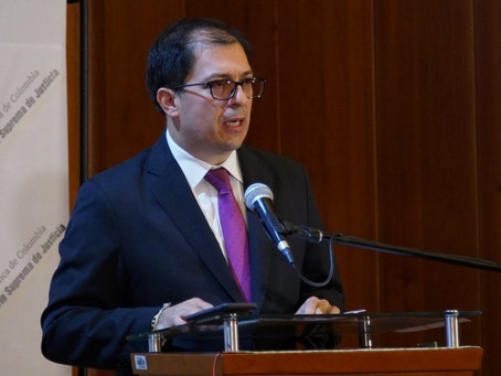 Principales retos del nuevo Fiscal General de la Nación, Francisco Barbosa Delgado