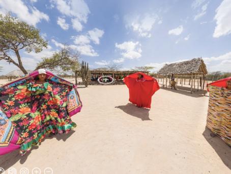 Recorre a Riohacha en 360º sin salir de tu casa