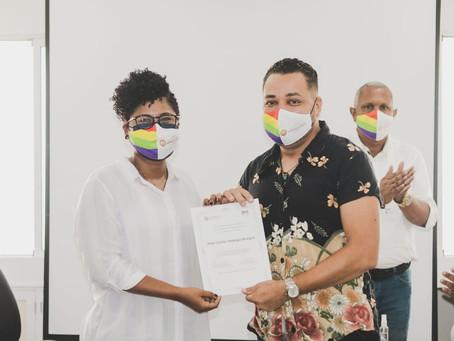 Distrito de Cartagena  firmó pacto por la NO discriminación y espacios libre de homofobia