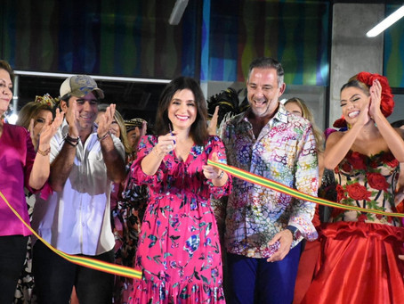 """""""Museo del Carnaval tiene el ADN barranquillero"""": Alejandro Char"""