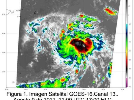 90% de probabilidad de tormenta tropical en el Atlántico