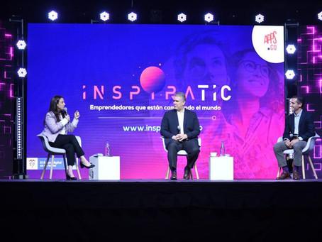 1er día InspiraTIC : El banco digital más grande del mundo da inició en Colombia