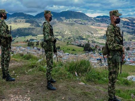 Gobernador confirma brote de virus en batallón de La Guajira