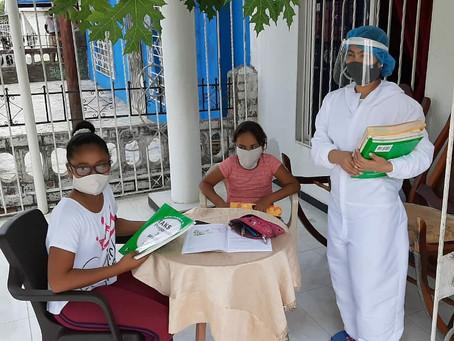 210.000 estudiantes beneficiados con la estrategia de eduación a distancia
