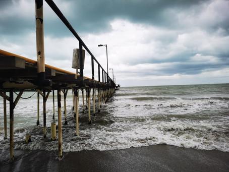 En Atlántico recomiendan prevención ante alerta por fuertes vientos