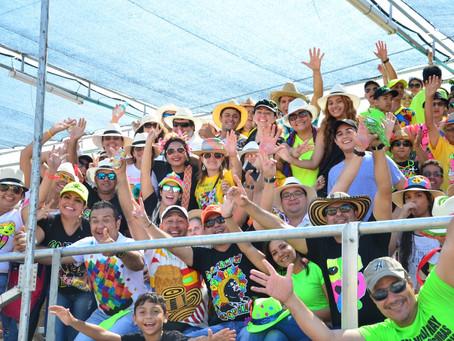 Infracciones más comunes en el Carnaval