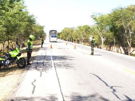 Ejército y Policía intervienen vías en La Guajira