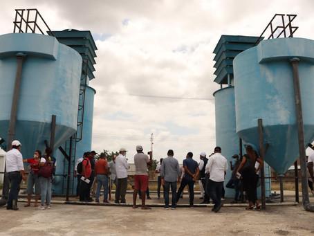 Después de protestas el agua se incrementará en Camarones, Guajira