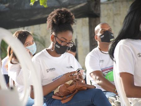 Jóvenes que lideran sus comunidades hacen parte del laboratorio social LISA