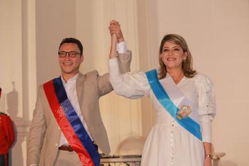 Nuevos mandatarios de Santa Marta y el Magdalena trabajarán juntos por el progreso del territorio