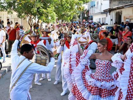 La realeza del Carnaval 2020 se tomó el barrio Buenos Aires