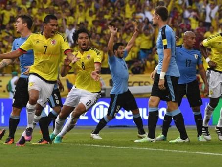 Uruguay nunca le ha ganado a Colombia en Barranquilla