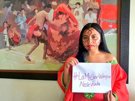 La Mujer Wayúu no se vende: Protesta por polémico video