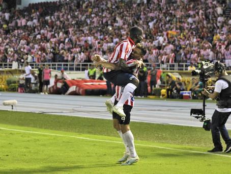 Junior comenzó con pie derecho en la Liga Betplay y aseguró su primer triunfo en el Metropolitano
