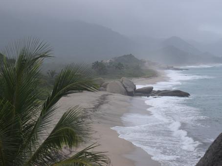 Caribe colombiano en alerta roja por incremento de velocidad en los vientos