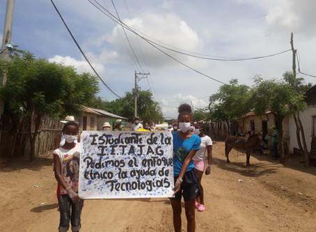 Hato Viejo, Bolívar pueblo afro, agricultor y pesquero, en lucha contra la crisis