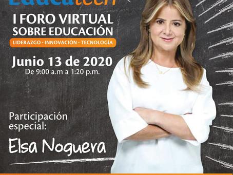 'Educatech': primer foro virtual sobre educación en el Atlántico