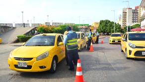 Cartagena: Nuevo pico y placa para taxis en Agosto