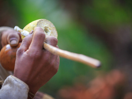 Así es el rito con que los Kogui se preparan para su iniciación sexual