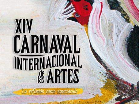La reflexión como espectáculo en el XIV Carnaval de las Artes