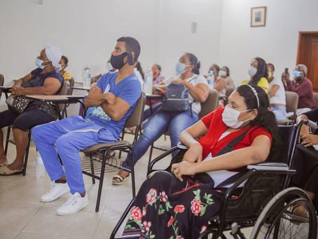 Mujeres discapacidad en Cartagena recibirán fortalecimiento económico