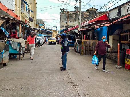Preocupación en Barranquilla por reactivación del comercio