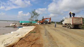 Presidente afirma que obras de la mojana deben estar terminadas en 8 meses
