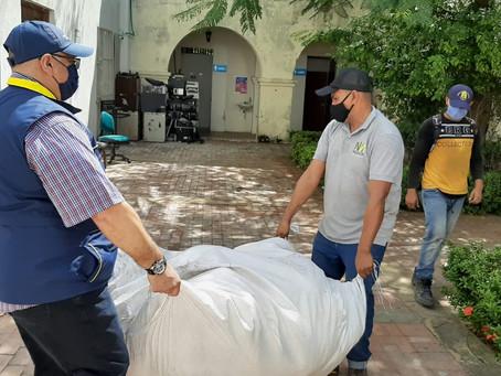 Cartagena: 2.000 toldillos son entregado para la lucha contra el dengue