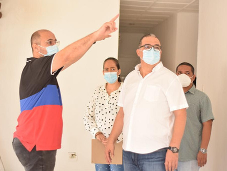 Baranoa planifica Centro de Vacunación contra COVID-19